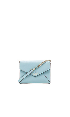 kate spade new york Monday Crossbody Bag in Celeste Blue