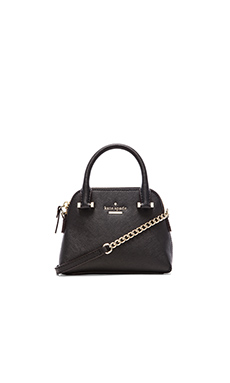 kate spade new york Mini Maise Crossbody Bag in Black