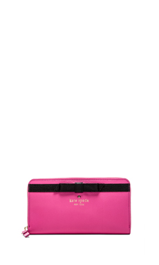kate spade new york Lacey Wallet in Vivid Snapdragon