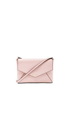 kate spade new york Large Monday Crossbody in Rosy Dawn