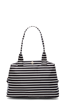 kate spade new york Travel Eren Bag in Black & Cream