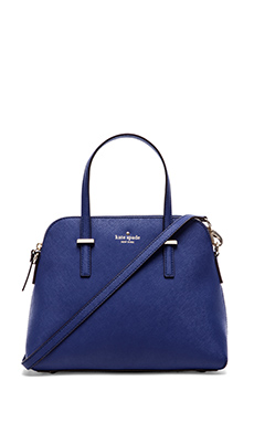 kate spade new york Maise Tote in Emperor Blue