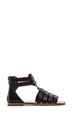 Kelsi Dagger Sarong Sandal in Black