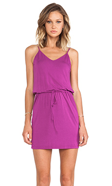 krisa Cami Mini Dress in Hibiscus