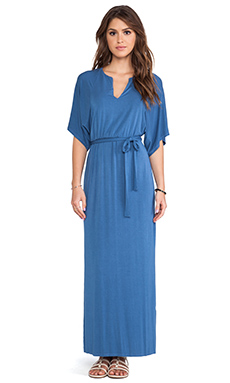 krisa Caftan Maxi Dress in Mar