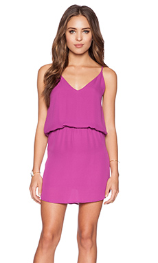 krisa Cami Mini Dress in Violet