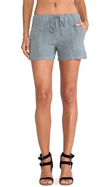 krisa Pocket Shorts in Moss