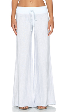 krisa Wide Leg Pant in Element