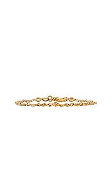 Karen London Bali Bracelet in Gold