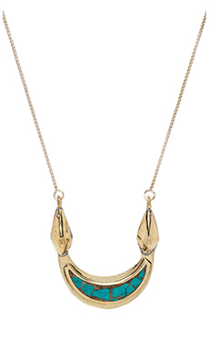 Karen London Starry Sky Necklace in Turqoise