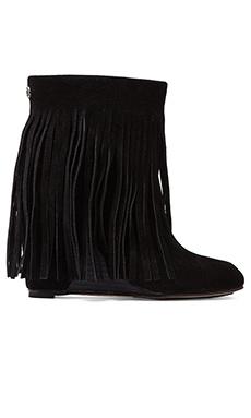 Koolaburra Zarin Fringe Boot in Black