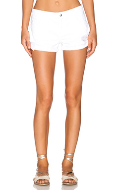 Koral Distressed Boyshort in Parrish Destroyed