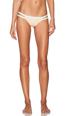 KORE SWIM Siren Bikini Bottom in Tropicana