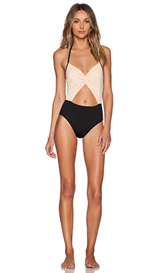 KORE SWIM Flora Swimsuit in Bellini