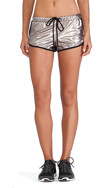 koral activewear Galaxy Shorts in Bronze