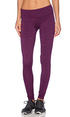 koral activewear Expedition Legging in Punch & Amethyst