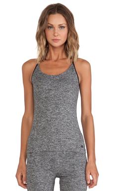 koral activewear Paradox Tank in Heather Grey