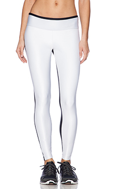 koral activewear Emulate Legging in Black & White