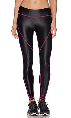 koral activewear Transport Cropped Leggings in Black