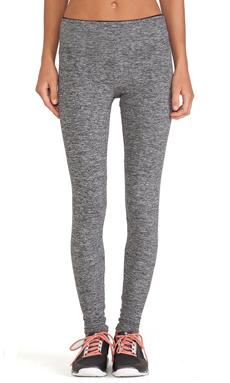 koral activewear Mystic Legging in Heather Grey