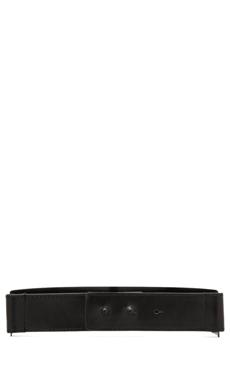 keepsake Wallflower Belt in Black