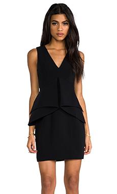 keepsake Happy Alone Dress in Black