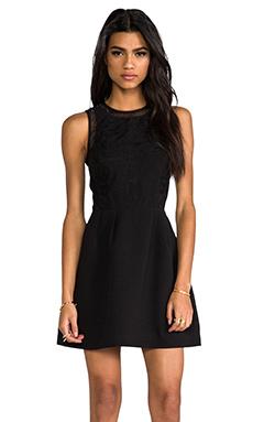 keepsake Cold Desert Dress in Black