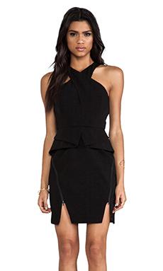 keepsake Motionless Dress in Black