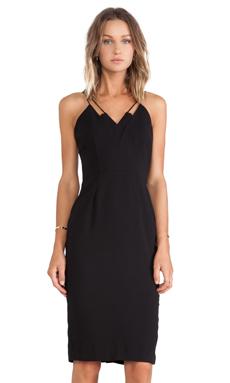 keepsake Skinny Love Dress in Black