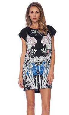 keepsake Surrender Dress in Black Diamond Floral