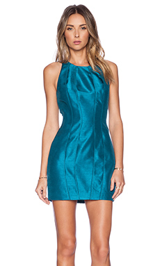 keepsake Where I Find You Dress in Emerald
