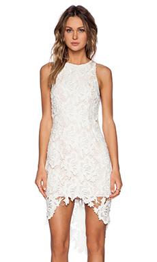 keepsake I Will Wait Dress in Ivory Lace
