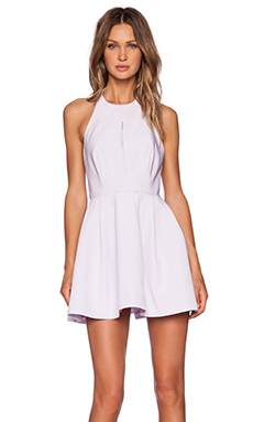 keepsake Beautiful Liar Dress in Lavender