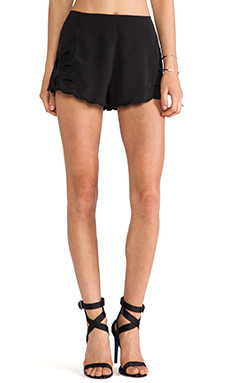 keepsake Begin Again Short in Black