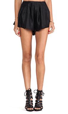 keepsake Star Crossed Short in Black