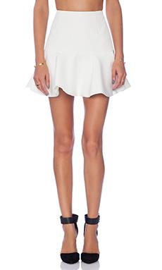 keepsake Better Off Alone Skirt in Ivory