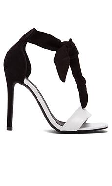 keepsake Uprising Heel in Black & White