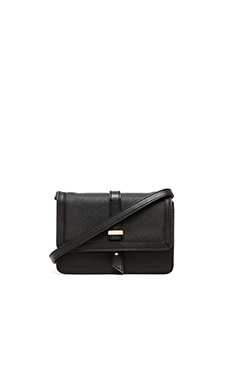 Benah by Karen Walker Juliet Shoulder Bag in Black