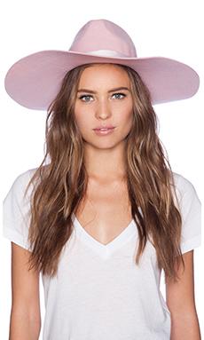 Lack of Color Montana Pink Dusk Hat in Pastel Pink