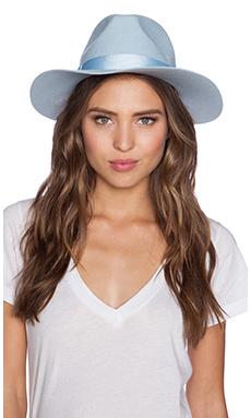 Lack of Color Vivid Skies Hat in Pastel Blue