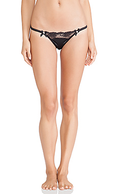 L'Agent by Agent Provocateur Marisela Thong in Black