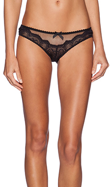 L'Agent by Agent Provocateur Vanesa Mini Brief in Black