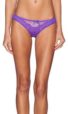 L'Agent by Agent Provocateur Vanesa Mini Brief in Violet
