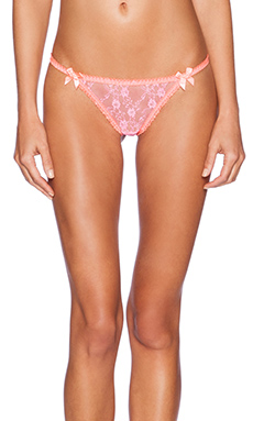 L'Agent by Agent Provocateur Monica Trixie in Pink & Guava