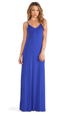 LA Made Maxi Dress in Scuba