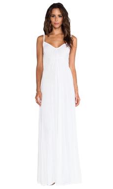 LA Made Cami Maxi Dress in White