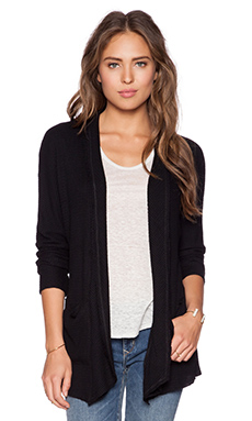 LA Made Kimono Jacket in Black