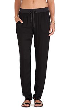 LA Made Houser Pant in Black
