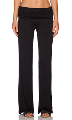 LA Made Lounge Pant in Black