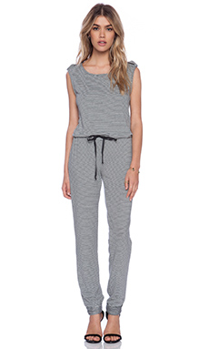 La Made Aveda Jumpsuit in Stripe